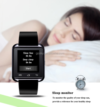 For iPhone 6/puls/5S Samsung S4/Note 3 HTC Android Phone Bluetooth Smartwatch U8 Smart Watch