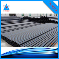 Hot-sale hdpe water pipe 200mm sdr 11, 13.6, 17, 21, 26, 33