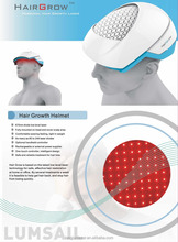 670nm diode low level laser hair regrowth laser cap