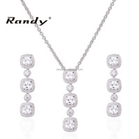 Wholesale Stone Jewelry Necklace Jewelries Ladies Jewellery Sets
