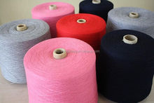 Cotton dyed spun color yarn for knitting