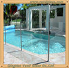 Cheap Price 12mm Clear Tempered Glass Fence Panels 10mm Clear Tempered Glass Fence Panels