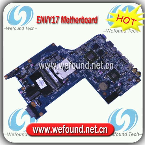 603771-001,Laptop Motherboard for HP ENVY17 Series Mainboard,System Board