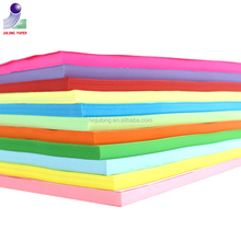 Cheap 70g 80g A4 inkjet copies paper color copy paper