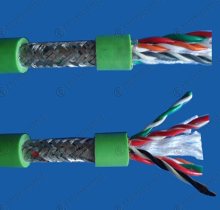 SP-PVC-573 UL2587 special pvc 8millions time flexing cable 15 core 1.5mm2