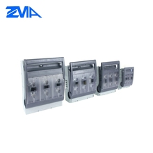Electrical HR18 fuse type isolating switch disconnector