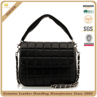CSS1800-001-mimi hand bag 2016 designer quilted lamb leather sofer women shoulder crossbody bag, wholesale China