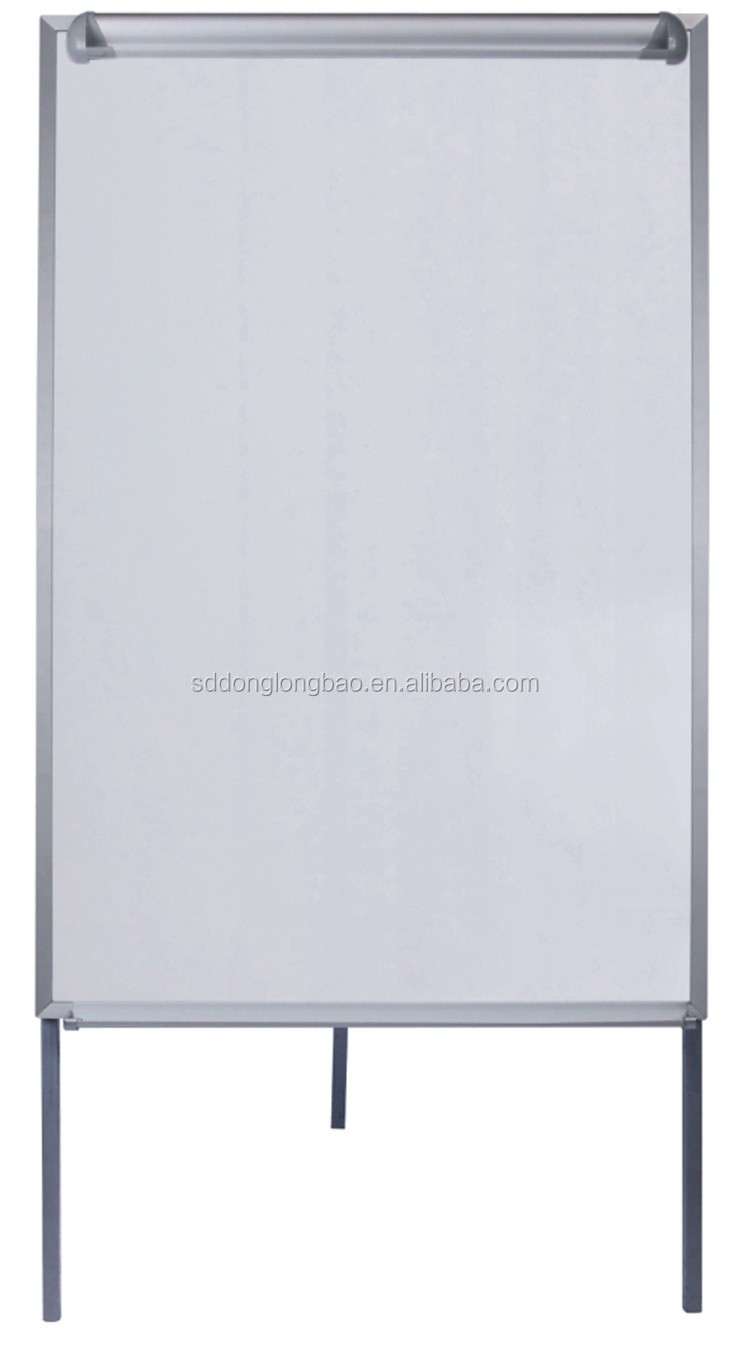 Double side writing message board soft felt pin board corkboard with aluminum frame for classroom