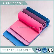 6mm thick pvc yoga mat