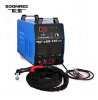 hand operated Inverter Plasma Cutter 120 Amp