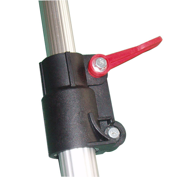 Telescopic Rod Lock and aluminium tube clamps