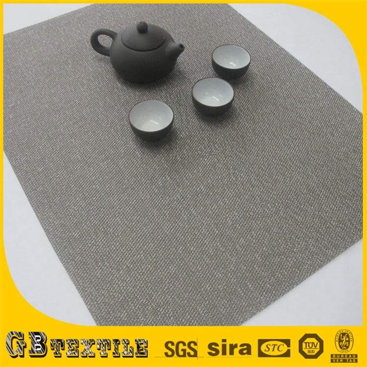 wholesale home decor vinyl kitchen plastic placemats