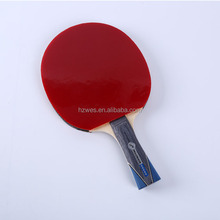 Pimples in Rubber Carbon Fiber Racket Table tennis blade