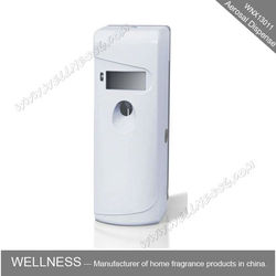 automatic aerosal dispenser air freshener for hotel