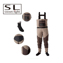 Yo Yo Check now fly fishing chest breathable waders