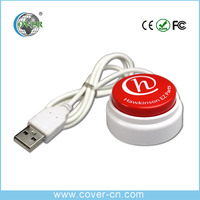 USB Custom Talking Push Button For Programmable