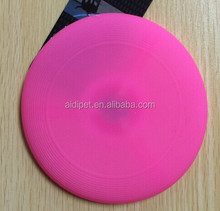 glow in the dark silicone flying frisbee ball toy