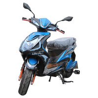 Bigger 500w 1000w 72v 60v China electric moped with pedals