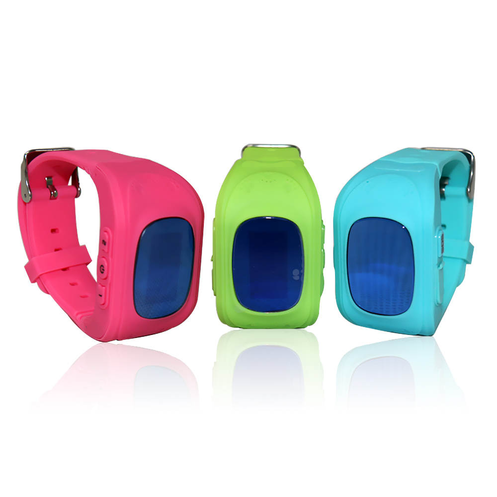 2016 New Children Smart watch <strong>phone</strong> Q50 Kids OLED with an-lost