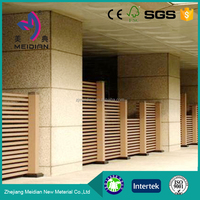 Decorative Material Waterproof wpc exterior composite wall siding