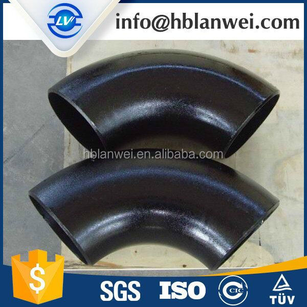 round Head Code and Carbon Steel,carbon steel Material pipe fitting asme b16.9 elbow