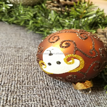 Fong Pou Craft 70 mm christmas led ball lighted decoration ornament