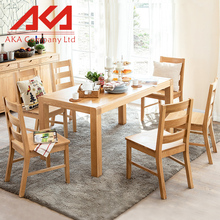 dining room table sets oak wood dinette sets