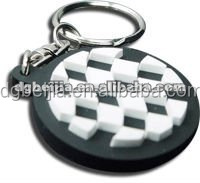 Best seller wholesale souvenir Basketball/Football keychain