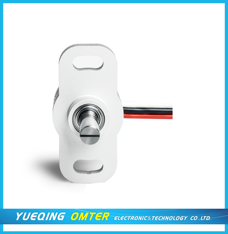 Industrial Non-contact Hall Angle Sensor 0-360 Degree Angular displacement Torque Rotation Angular displacement Sensor  TSA-OF22