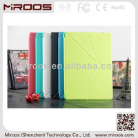 wholesale for ipad air leather case,custom for ipad leather case
