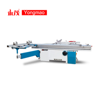 YONGMAO MJ6130C precision sliding table panel saw for wood cutting