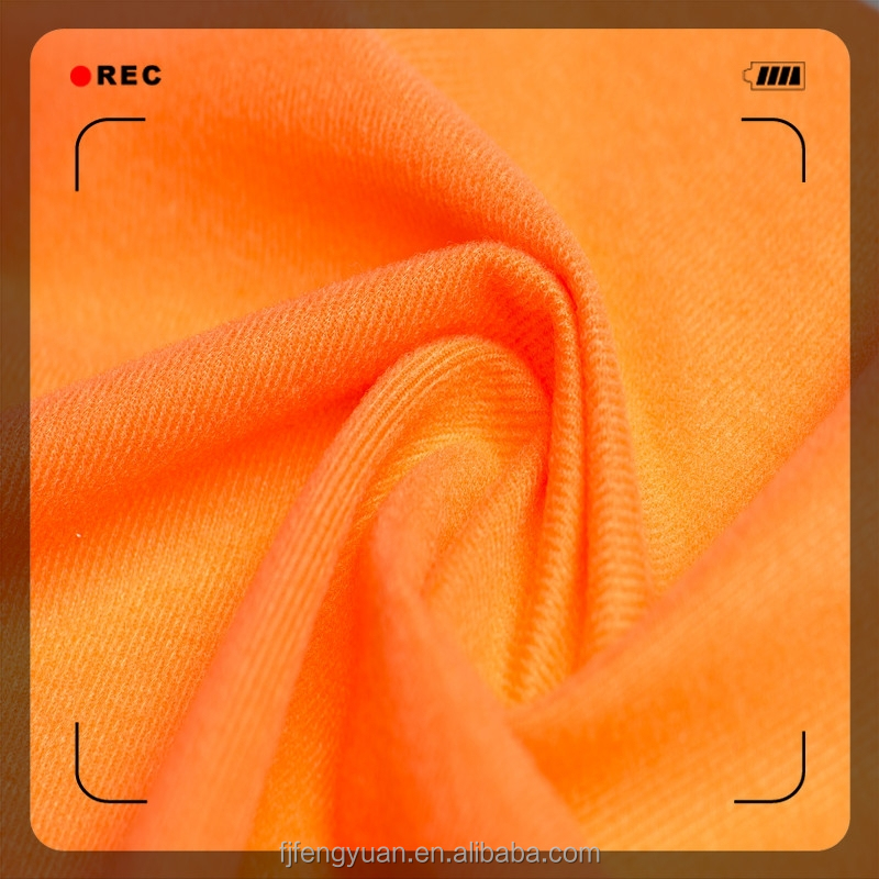 high quality wholesale polyester napped brushed fabric for men,women pants/sportwear/fashion clothing