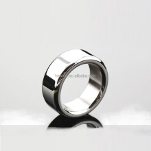 Factory Price 5mm Thick Metal Cock Ring High Quality Penis Ring, Lower Wholsale price Lock Fine Ring Male Delay Supplies