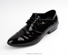 fashion formal shoes mens PU leather shoes manufacturer