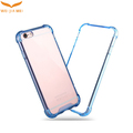 custom design Transparent TPU case for iPhone6,shockproof case for iphone 6