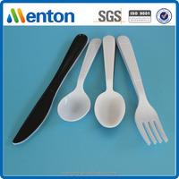China wholesale high quality disposable plastic dinnerware set