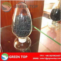 Industrial coal activated charcoal column for sulfur removal