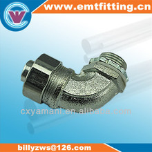 Factory Direct Alibaba Made In China Manufacturer & Supplier High Quality Hot Sale 90 Degree Seal Tight Connectors