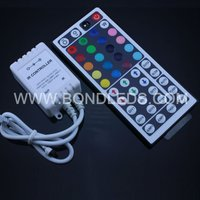 alibaba GOOD QUALITY Remote control IR 44K LED Controller Dmx Rgb led with battery