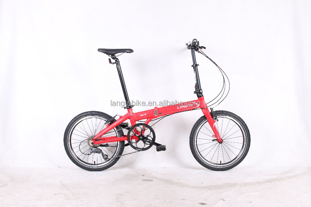 Factory direct sales Durable folding bike