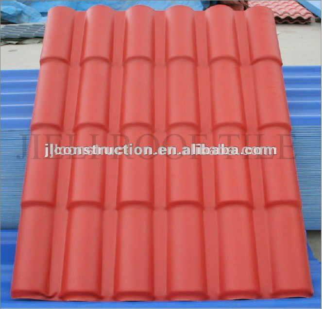 ASA Synthetic Resin Roof Tile