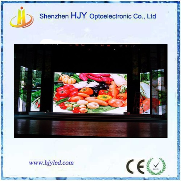 2015 product Indoor p5 12 inch 7 segment led display with led power supply