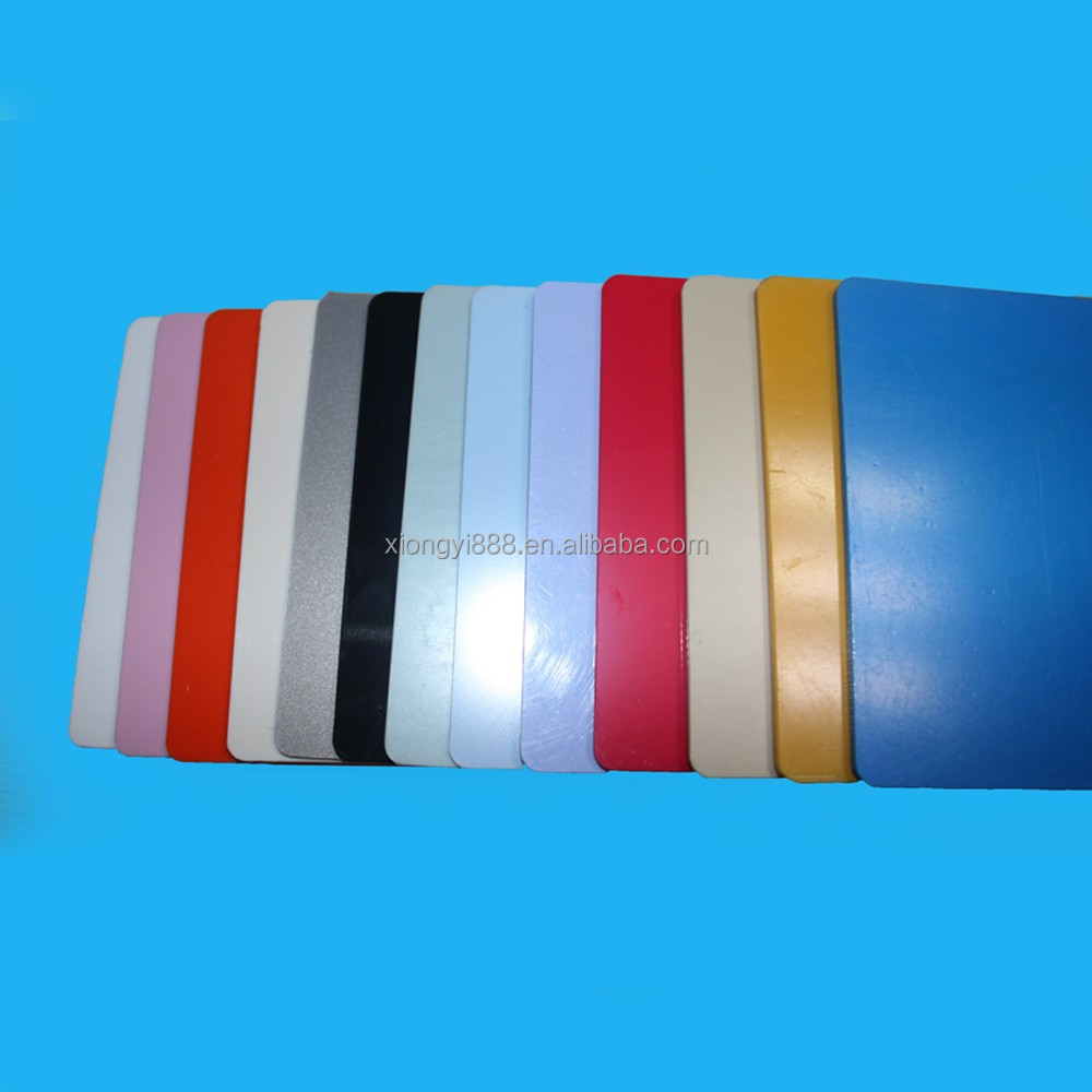 clear abs resin plastic sheet for machine parts and rollers