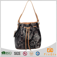 N981-B2103 designer branded bucket bag barrel bag, good quality bags handbag, wholesale china bags