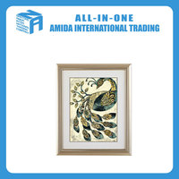 The animal pattern decorative painting, setting wall framed paintings for room