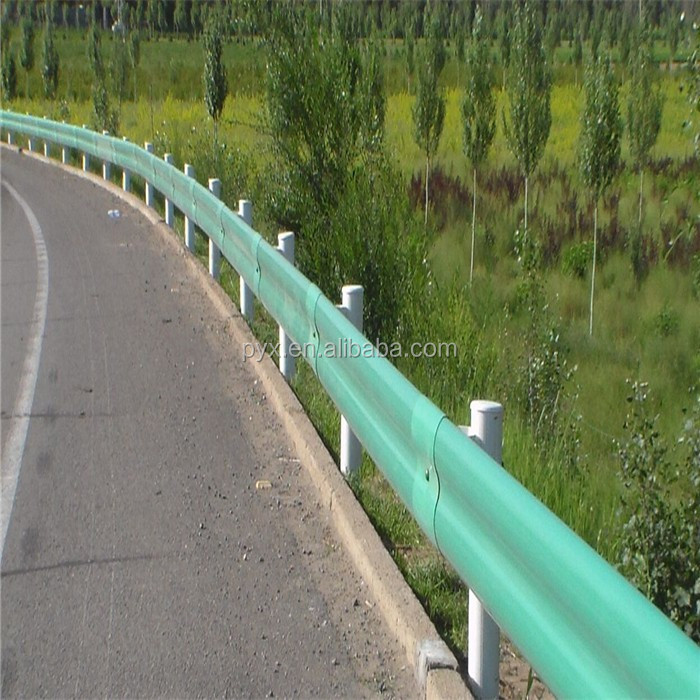 China supplier hot dipped galvanized crash barriers with good quality