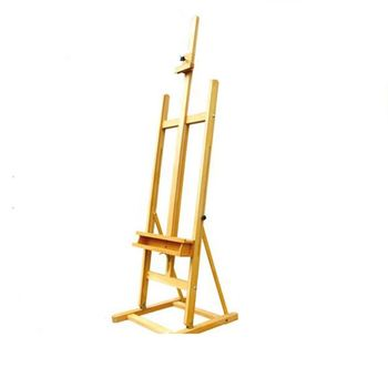 high quality beech wooden easel, painting easel, studio easel, easel