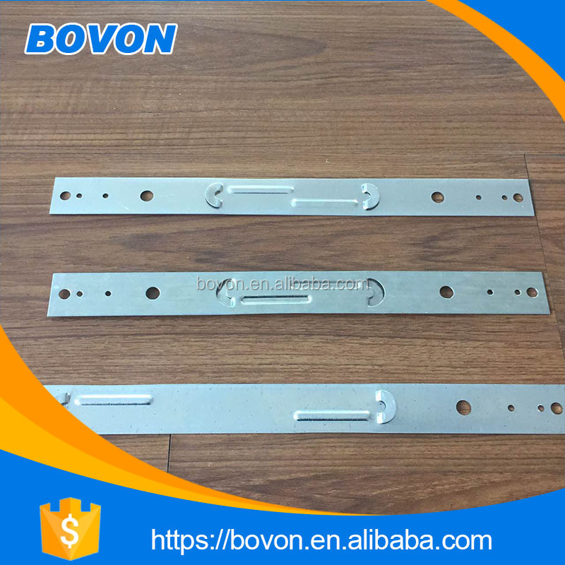 sheet metal shearing machine plastic stamping parts metal sheet bending machine parts