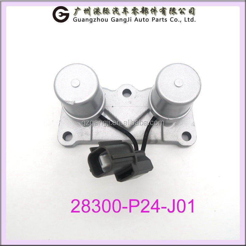 Auto Accessories Gearbox Solenoid Valve 28300-P24-J01 For Car Sale