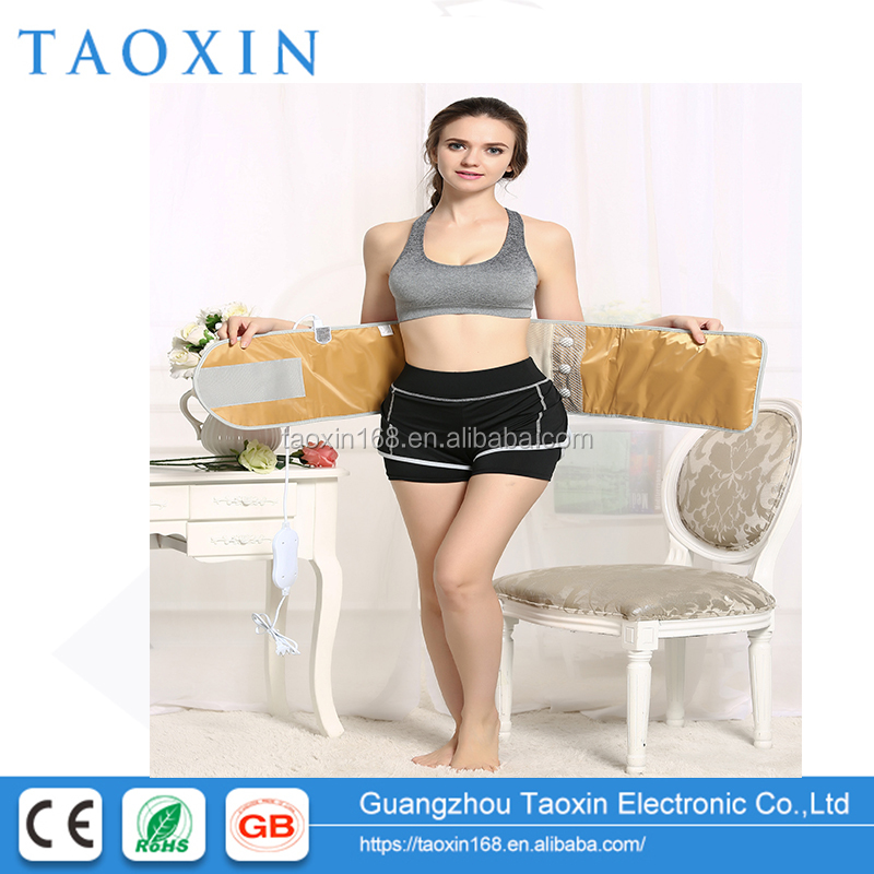 profession electric vibrantion heatied slimming belt massage